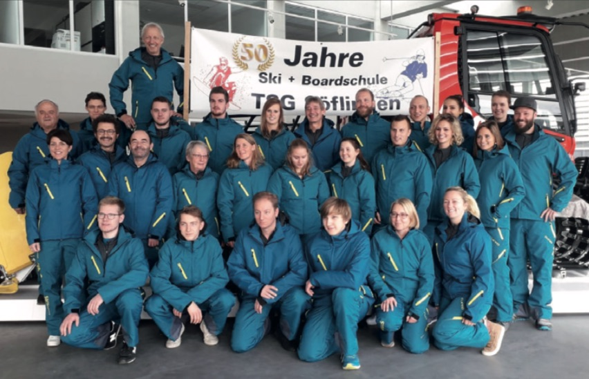 TSG Söflingen Gruppenbild – Teamausstattung